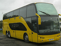 St Ives Band Bus